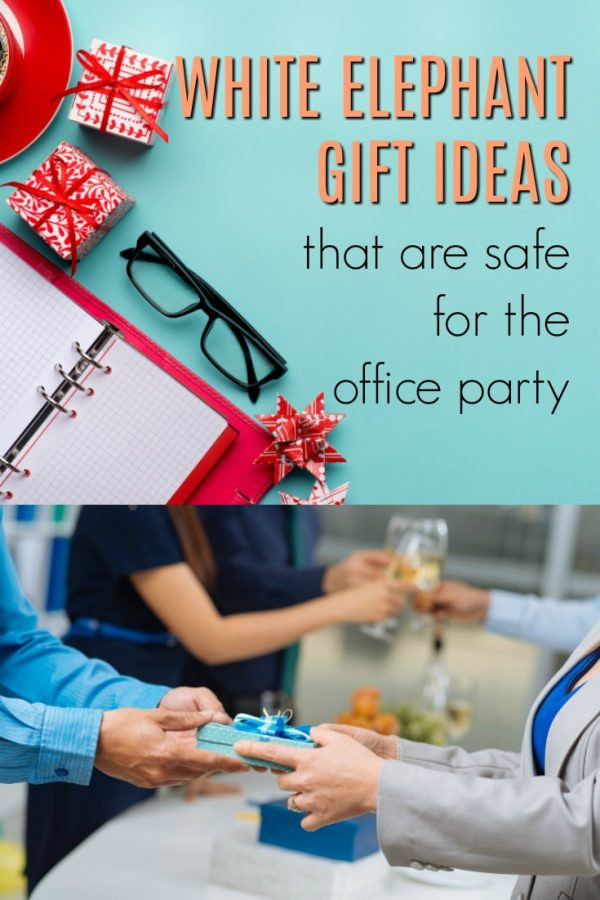Best ideas about Gift Ideas For Work . Save or Pin 20 White Elephant Gifts that are Safe for the fice Now.