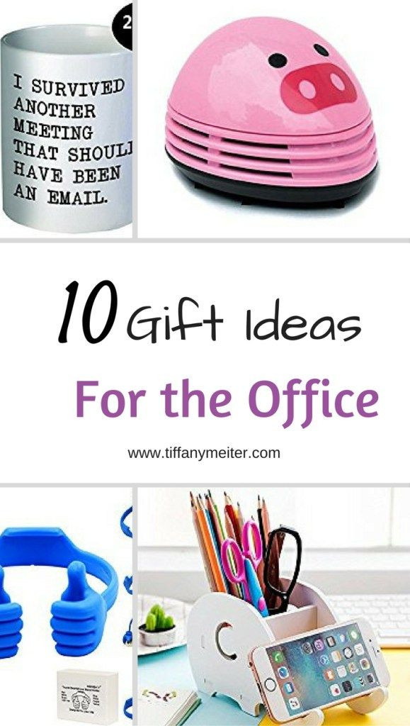 Best ideas about Gift Ideas For Work . Save or Pin t ideas for coworkers work Now.