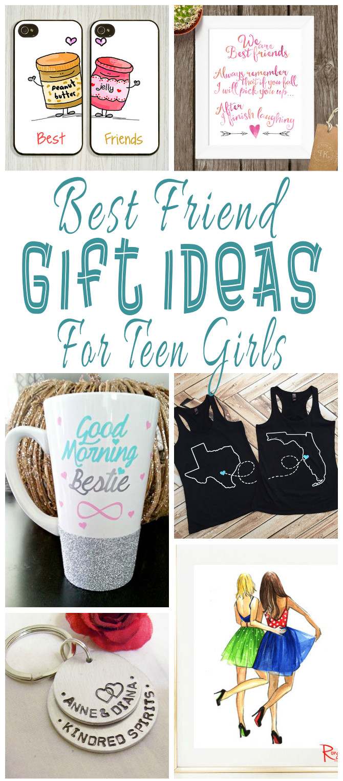 Best ideas about Gift Ideas Friends . Save or Pin Best Friend Gift Ideas For Teens Now.
