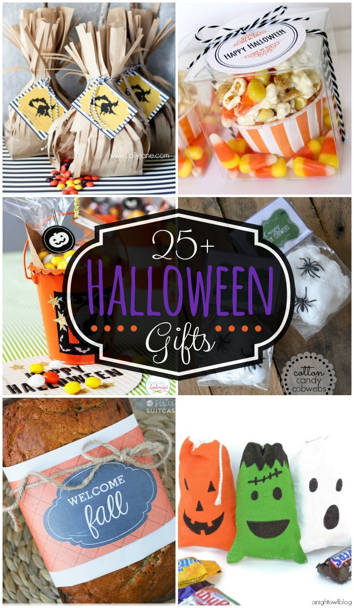 Best ideas about Gift Ideas Friends . Save or Pin Halloween Gift Ideas Now.