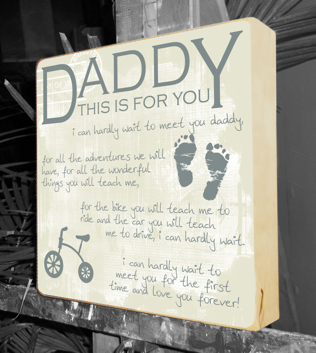 Best ideas about Gift Ideas From Baby To Dad . Save or Pin New Dad Gifts Gifts for New Parents Baby Shower Gift Now.