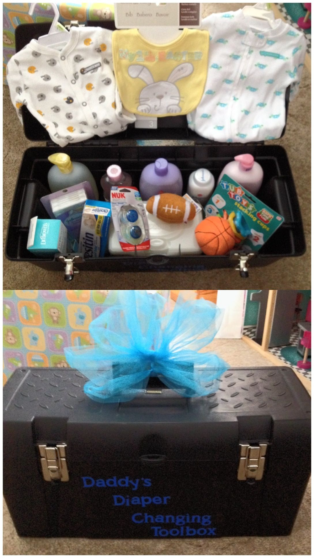 Best ideas about Gift Ideas From Baby To Dad . Save or Pin Just made this for a co worker Great idea for the daddy Now.