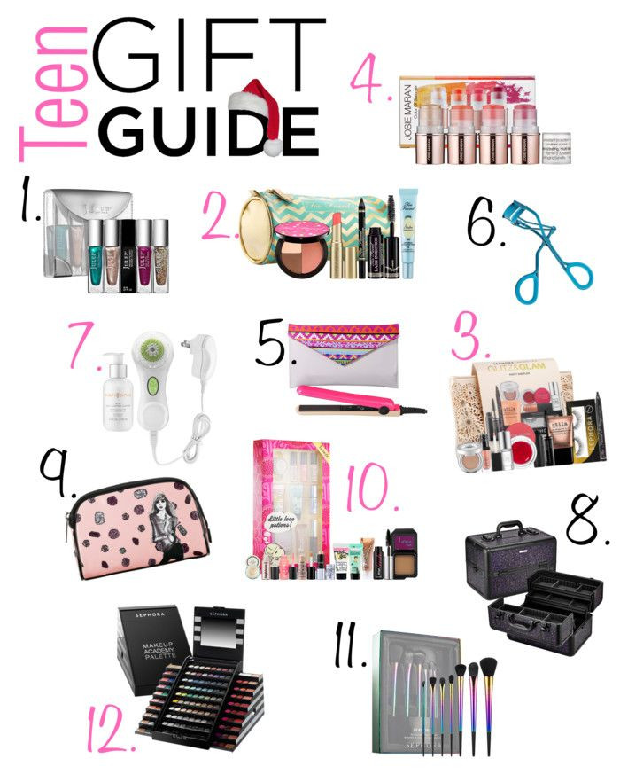 Best ideas about Gift Ideas Teen Girls . Save or Pin Teen Holiday Gift Guide featuring products from Sephora Now.