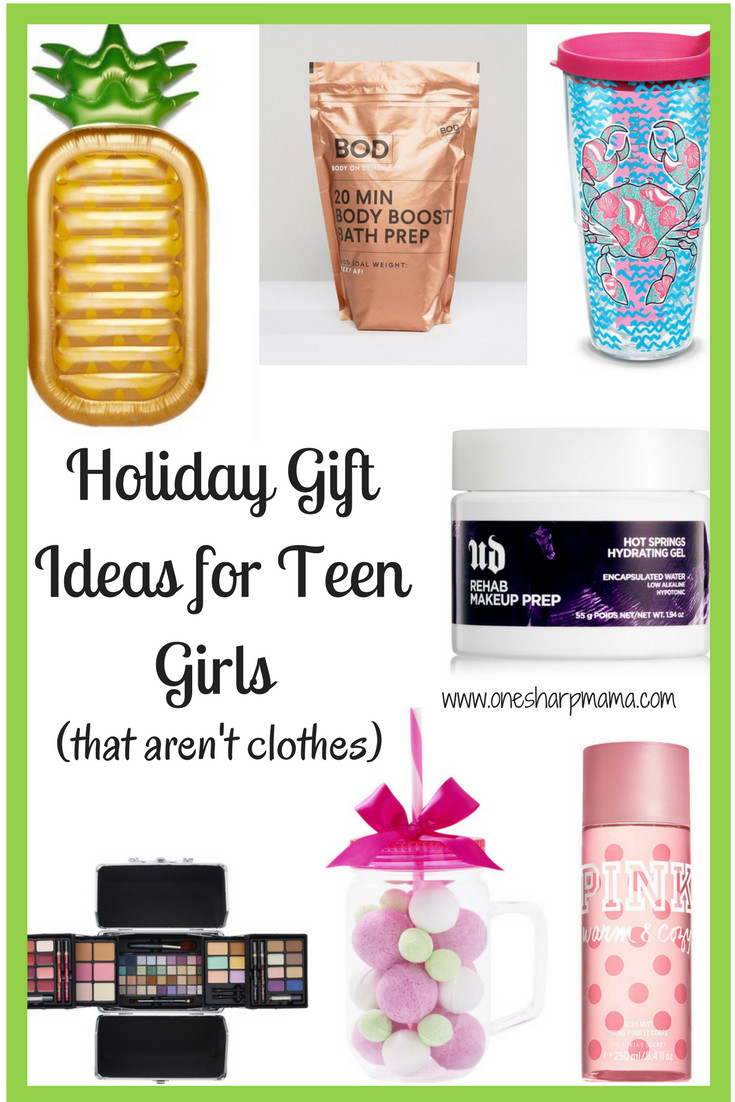 Best ideas about Gift Ideas Teen Girls . Save or Pin Teen Girl Holiday Gift Ideas 2017 e Sharp Mama Now.