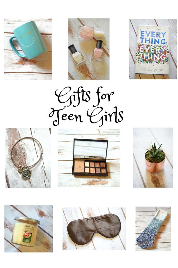Best ideas about Gift Ideas Teen Girls . Save or Pin Gift Ideas for Teen Girls Now.