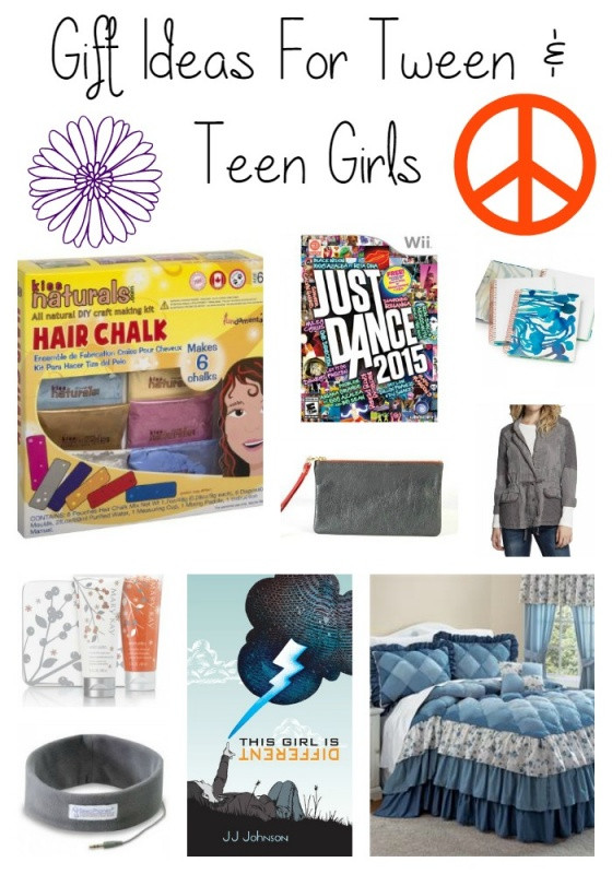 Best ideas about Gift Ideas Teen Girls . Save or Pin Gift Ideas For Tween & Teen Girls Now.