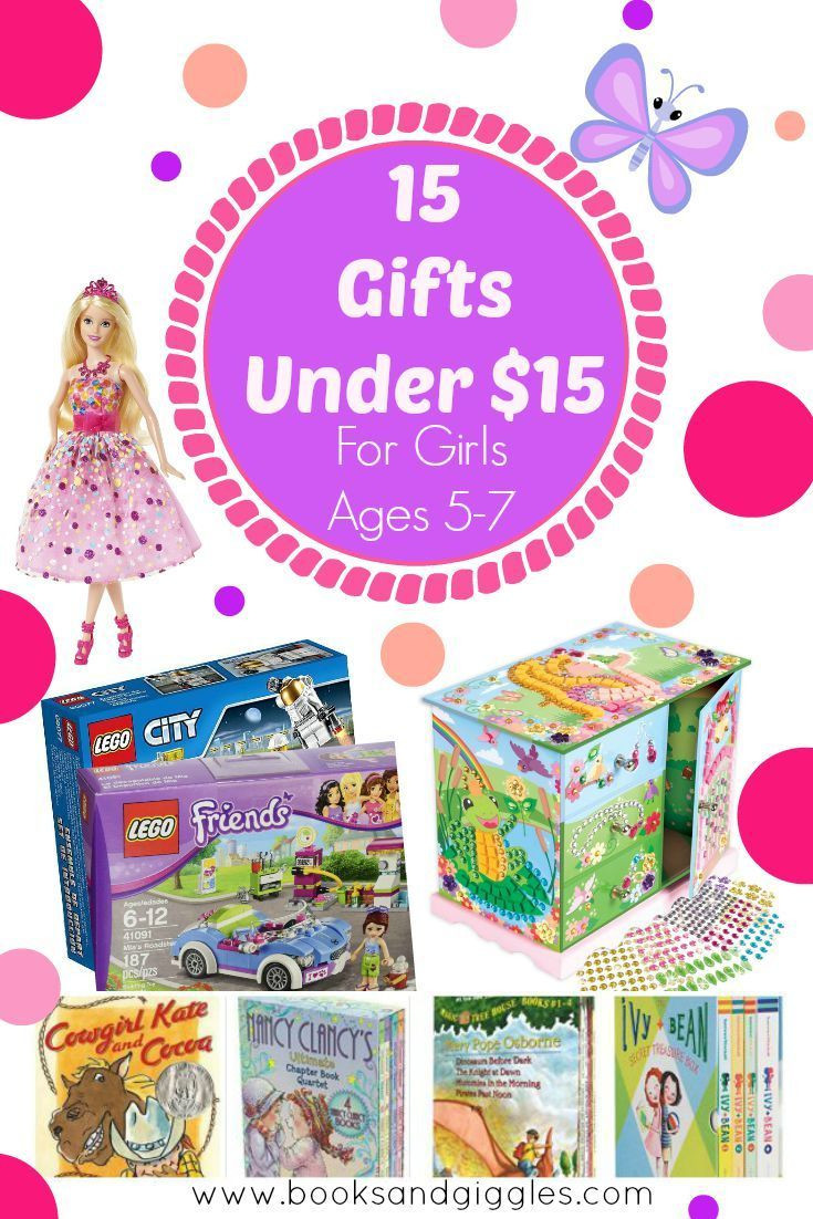 Best ideas about Gift Ideas Under $15 . Save or Pin 15 Under $15 Perfect Gift Ideas for Young Girls Now.