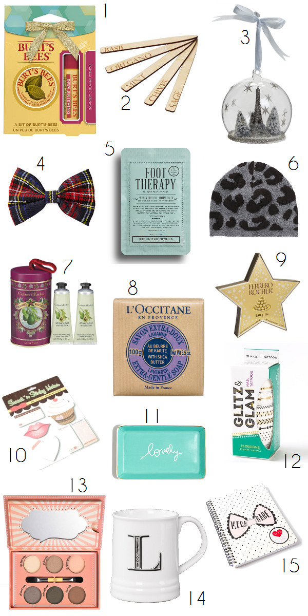 Best ideas about Gift Ideas Under $15 . Save or Pin 15 Gift Ideas Under $15 Solo Lisa Now.