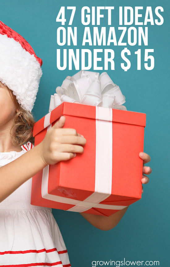 Best ideas about Gift Ideas Under $15 . Save or Pin 47 Amazon Gift Ideas for Under $15 Gifts for Men Women Now.