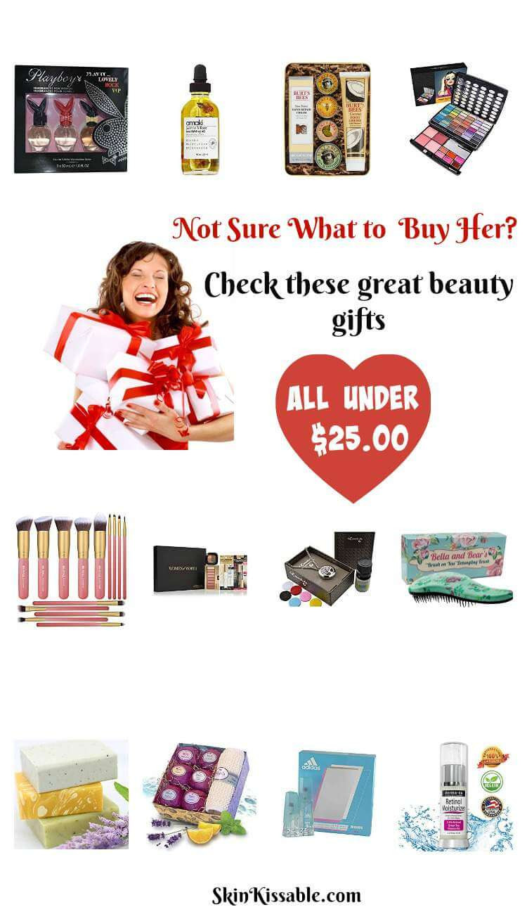Best ideas about Gift Ideas Under 25.00 . Save or Pin Best Beauty Gifts for Women Under $25 00 Now.