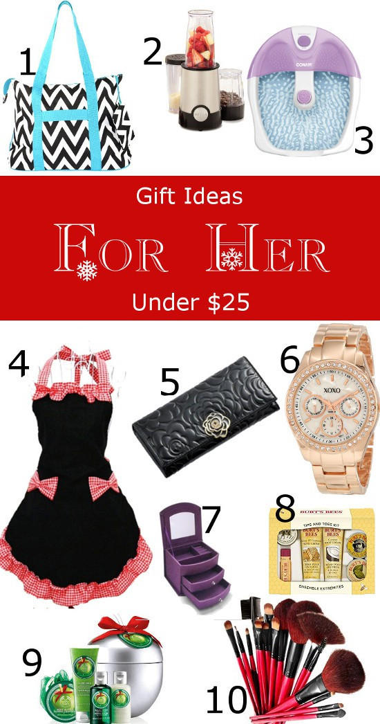 Best ideas about Gift Ideas Under $25 . Save or Pin 2016 $25 and Under Gift Guide for Everyone Now.