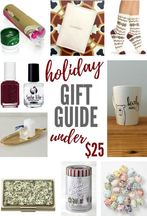 Best ideas about Gift Ideas Under $25 . Save or Pin Gift Ideas Under $25 Now.