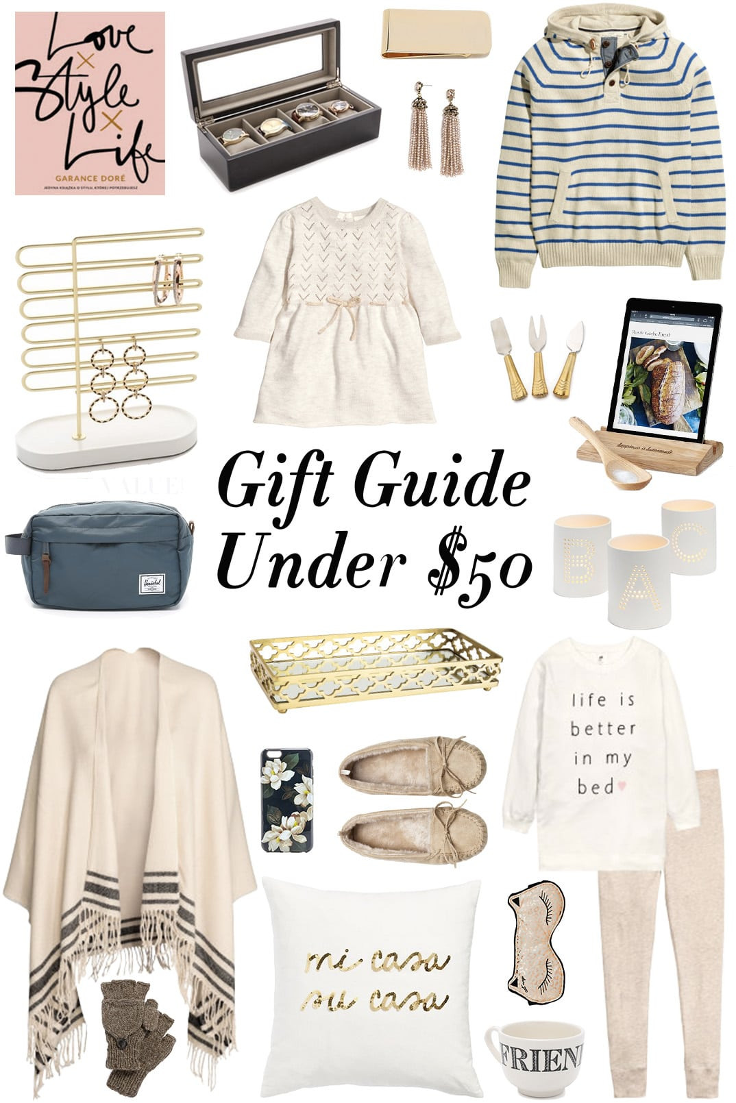 Best ideas about Gift Ideas Under 50 . Save or Pin Gift ideas under $50 Now.