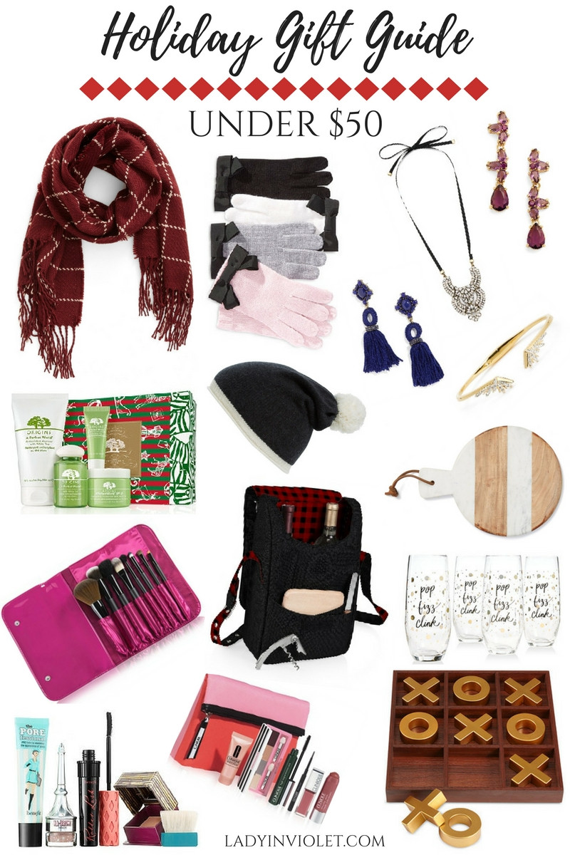 Best ideas about Gift Ideas Under 50 . Save or Pin Best Christmas Gifts Under 50 Now.