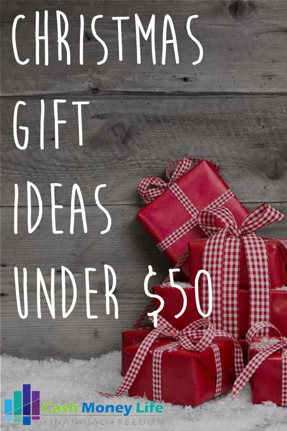 Best ideas about Gift Ideas Under 50 . Save or Pin 25 Christmas Gift Ideas Under $50 Now.