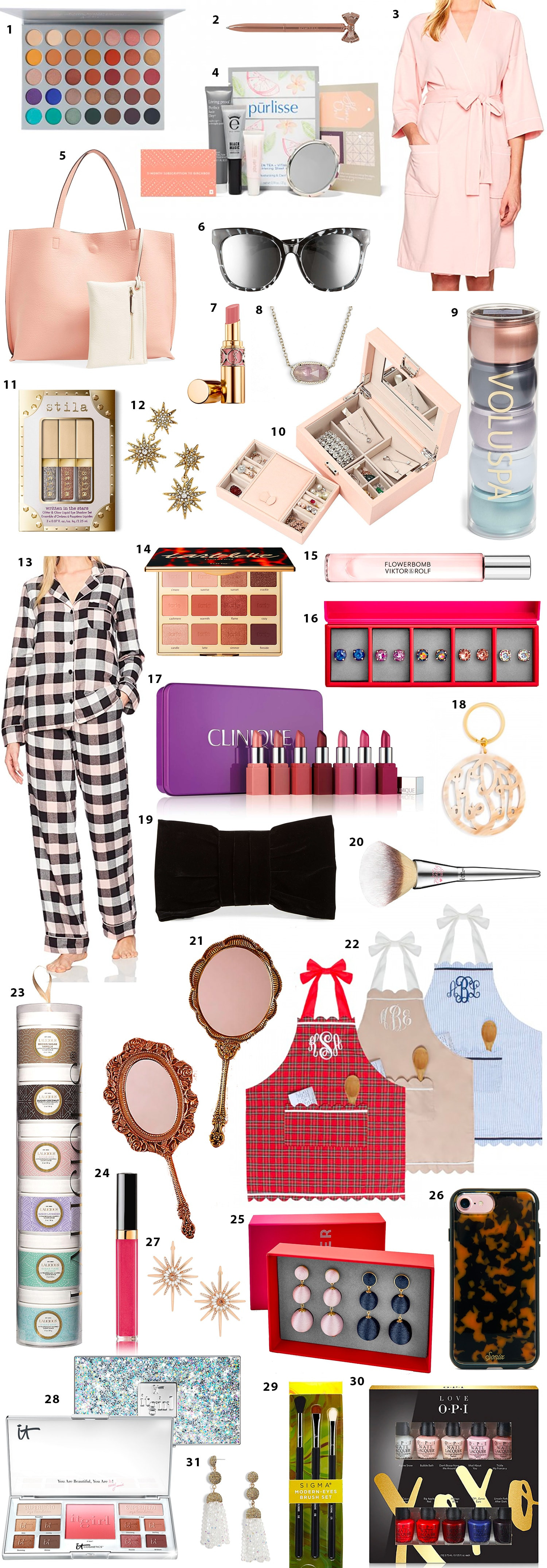 Best ideas about Gift Ideas Under 50 . Save or Pin Christmas Gift Ideas for Women Under $50 Now.