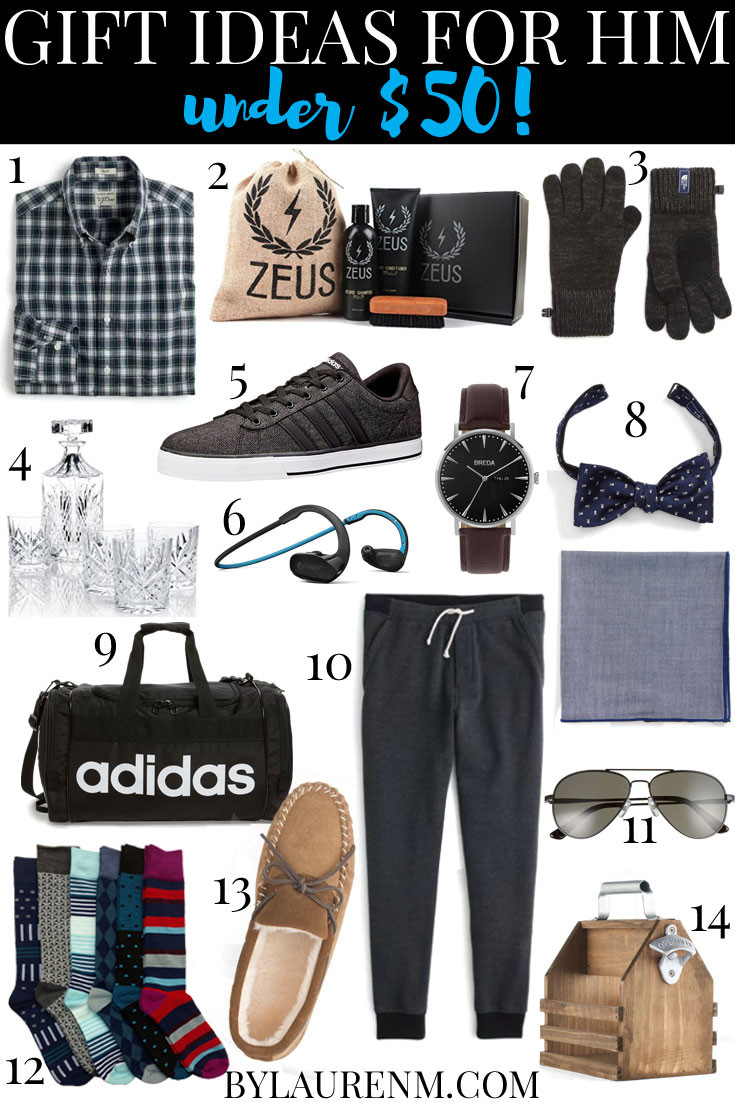 Best ideas about Gift Ideas Under 50 . Save or Pin Gifts for Men Under $50 Now.