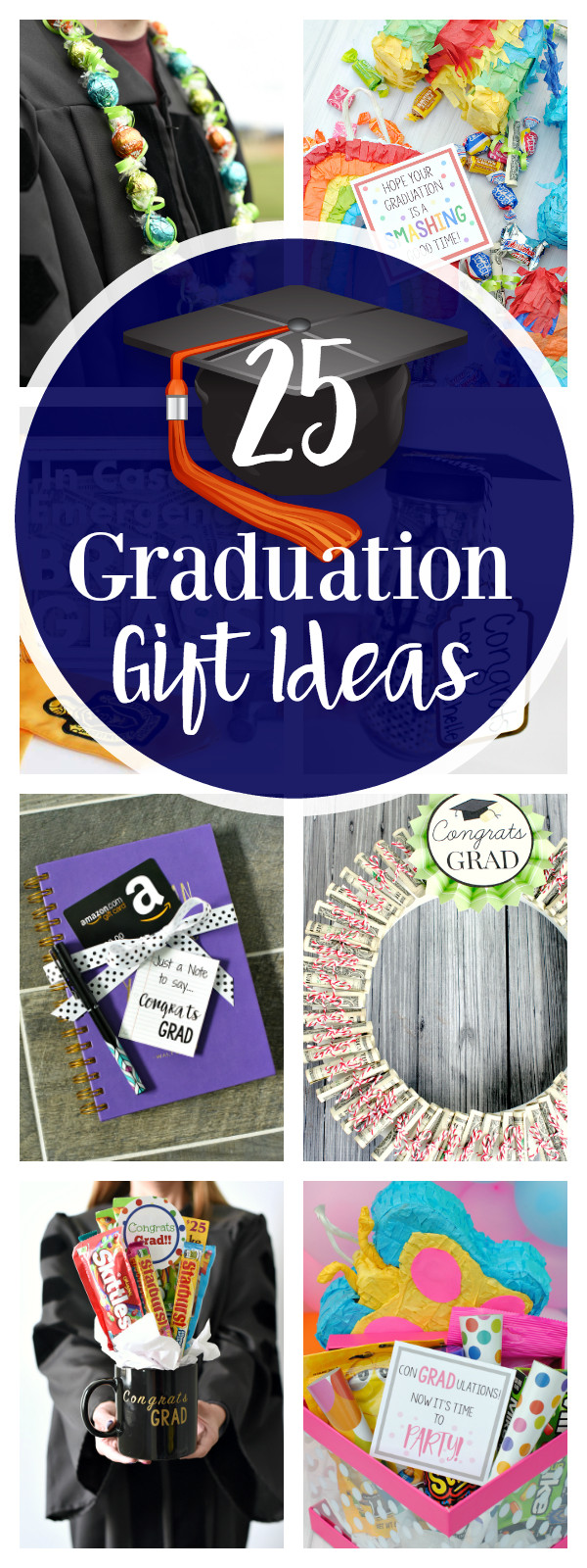 Best ideas about Gift Ideas With Pictures . Save or Pin 25 Fun & Unique Graduation Gifts – Fun Squared Now.