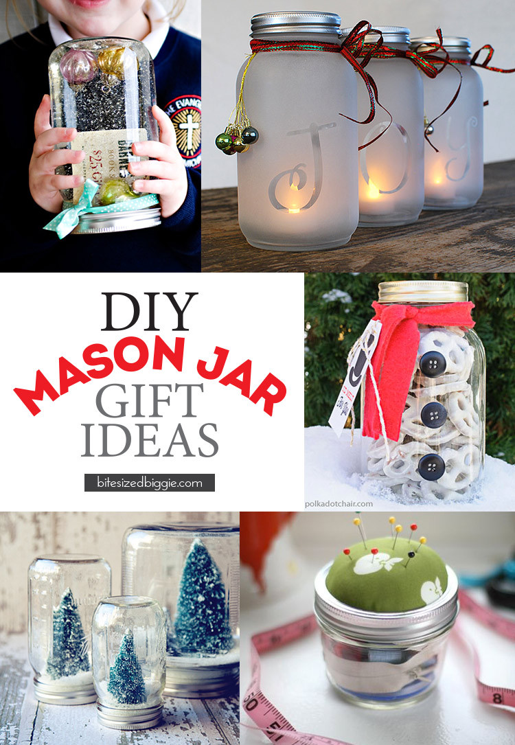 Best ideas about Gift Ideas With Pictures . Save or Pin Mason Jar Holiday Gift Ideas Now.