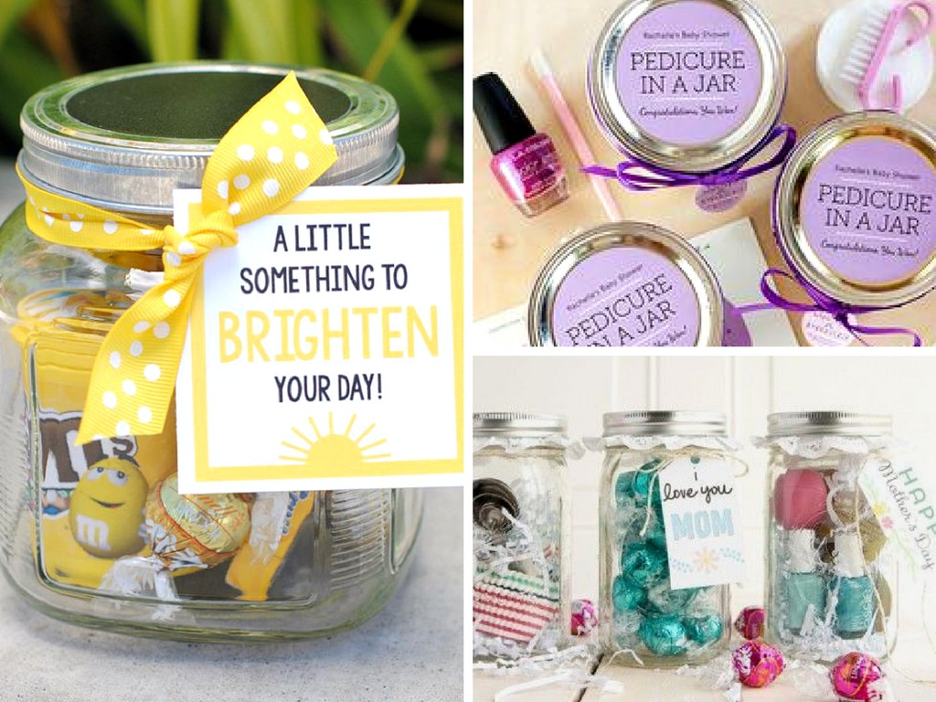 Best ideas about Gift Ideas With Pictures . Save or Pin 23 Mason Jar Gift Ideas Perfect for Any Occasion She Now.