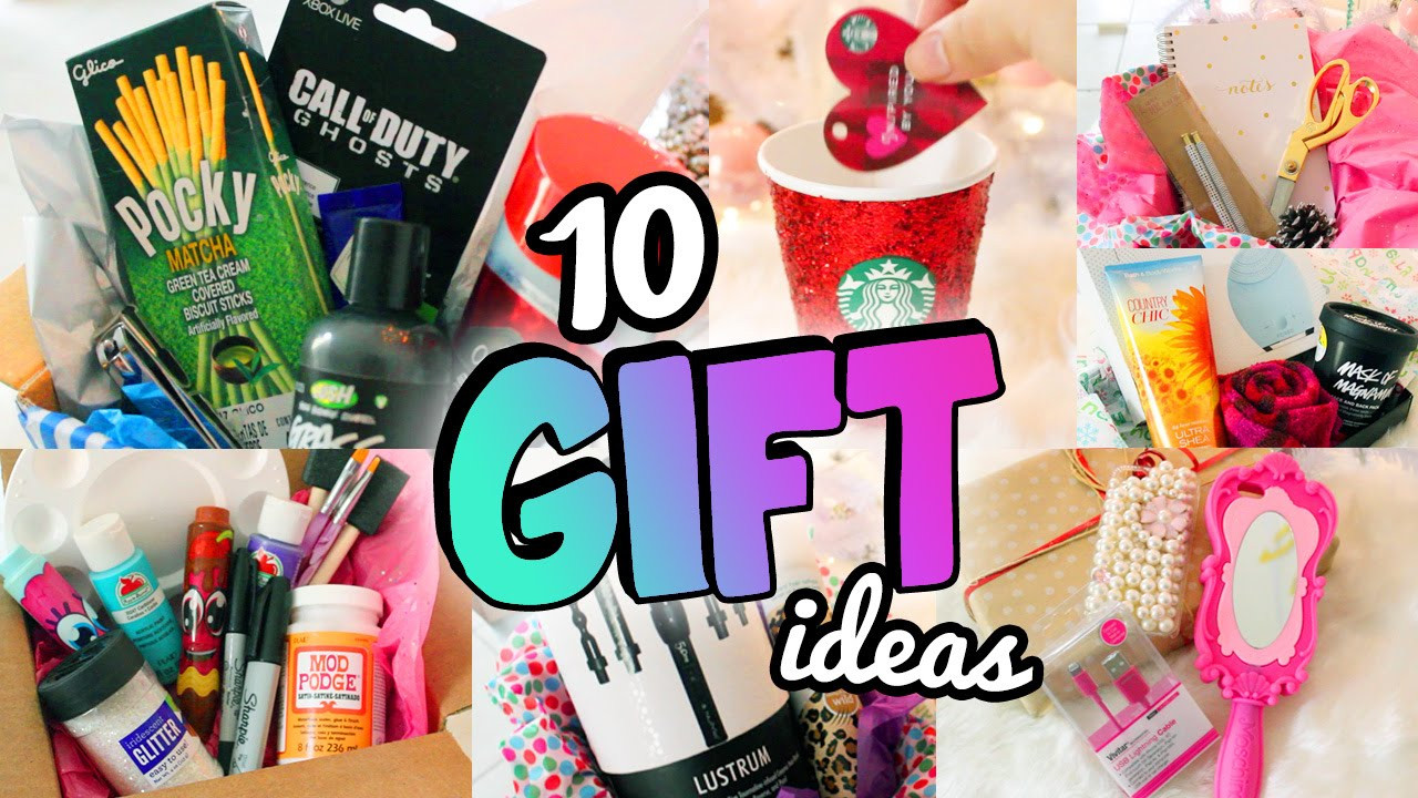 Best ideas about Gift Ideas With Pictures . Save or Pin 10 HOLIDAY GIFT IDEAS ♥ Friends Boyfriends & More Now.