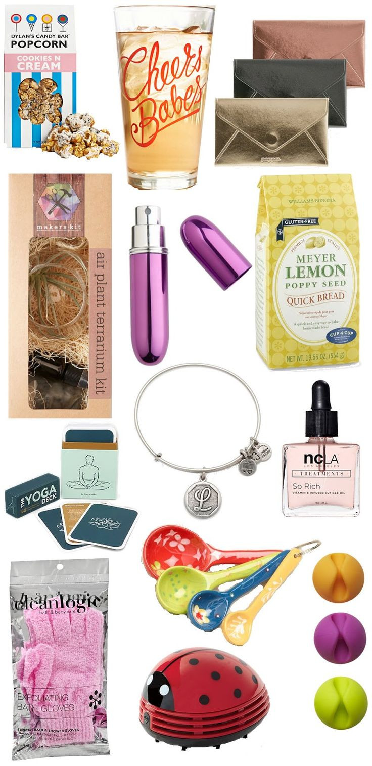 Best ideas about Gift Ideas Young Adults Under 25 . Save or Pin Best 25 Stocking stuffers for her ideas on Pinterest Now.