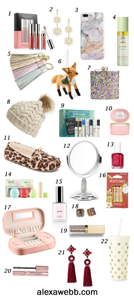 Best ideas about Gift Ideas Young Adults Under 25 . Save or Pin Christmas Gift Ideas Under $25 Alexa Webb Now.