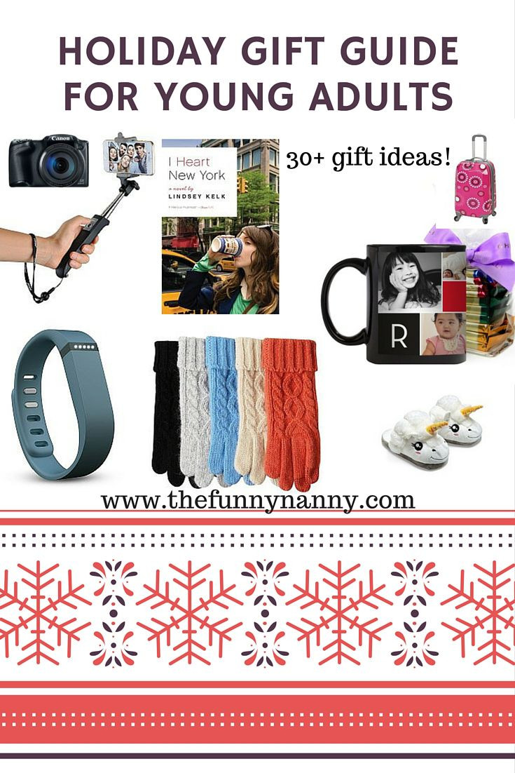 Best ideas about Gift Ideas Young Adults Under 25 . Save or Pin Holiday Gifts for Your Au Pair Now.
