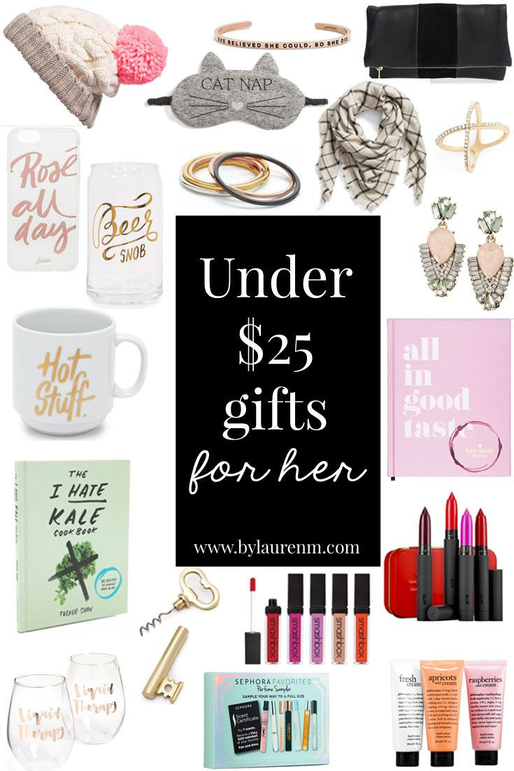 Best ideas about Gift Ideas Young Adults Under 25 . Save or Pin 25 unique Stocking stuffers for adults ideas on Pinterest Now.