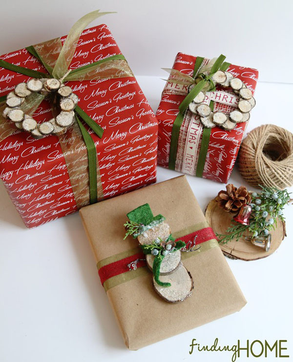 Best ideas about Gift Wrapping Ideas For Christmas . Save or Pin Creative Christmas Gift Wrapping Ideas All About Christmas Now.