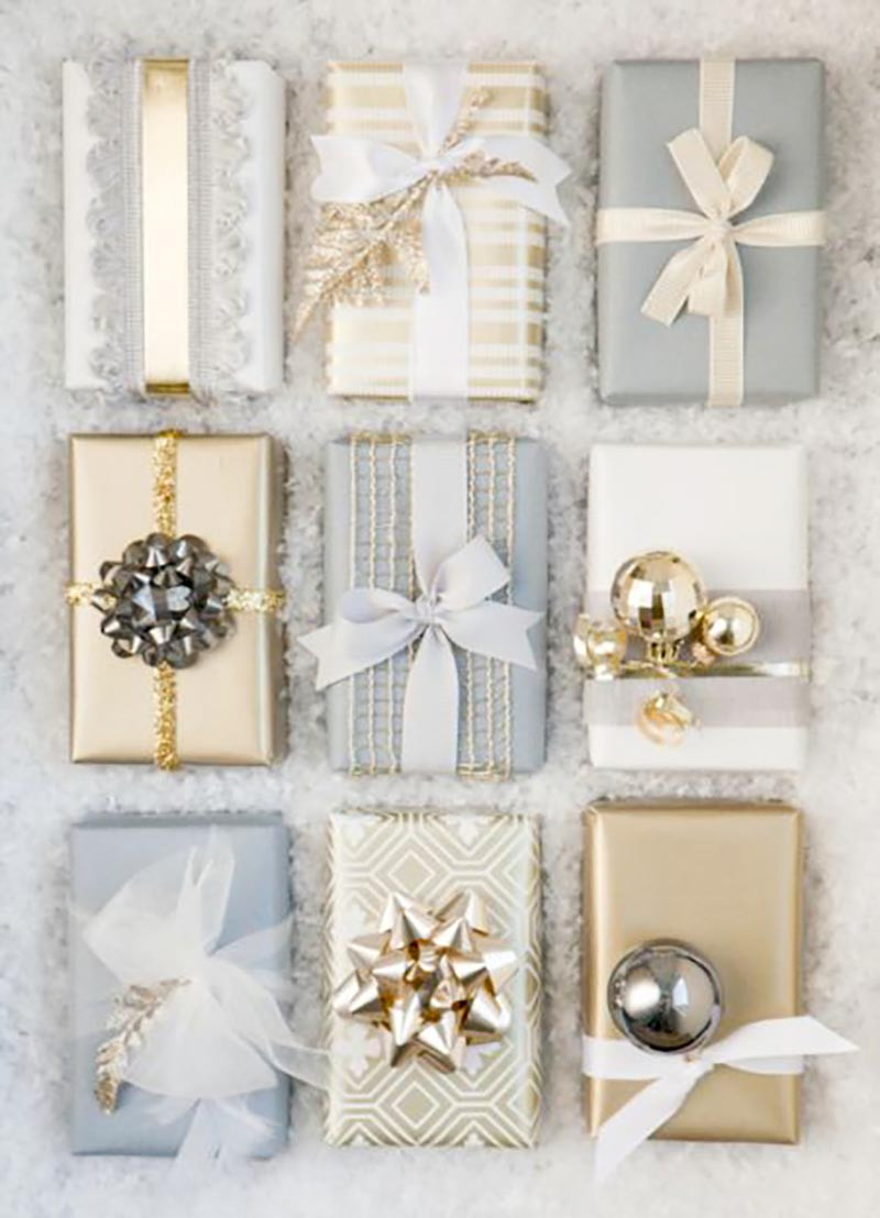 Best ideas about Gift Wrapping Ideas For Christmas . Save or Pin Easy Christmas Gift Wrapping Ideas Quiet Corner Now.