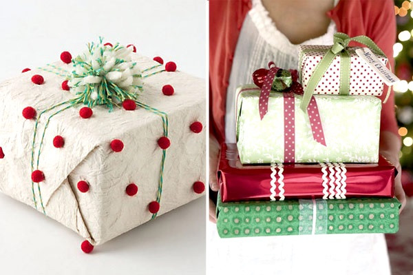 Best ideas about Gift Wrapping Ideas For Christmas . Save or Pin Creative Christmas Gift Wrapping Ideas Pink Lover Now.