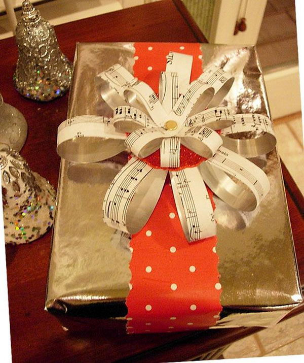 Best ideas about Gift Wrapping Ideas For Christmas . Save or Pin 20 Cool Gift Wrapping Ideas Hative Now.