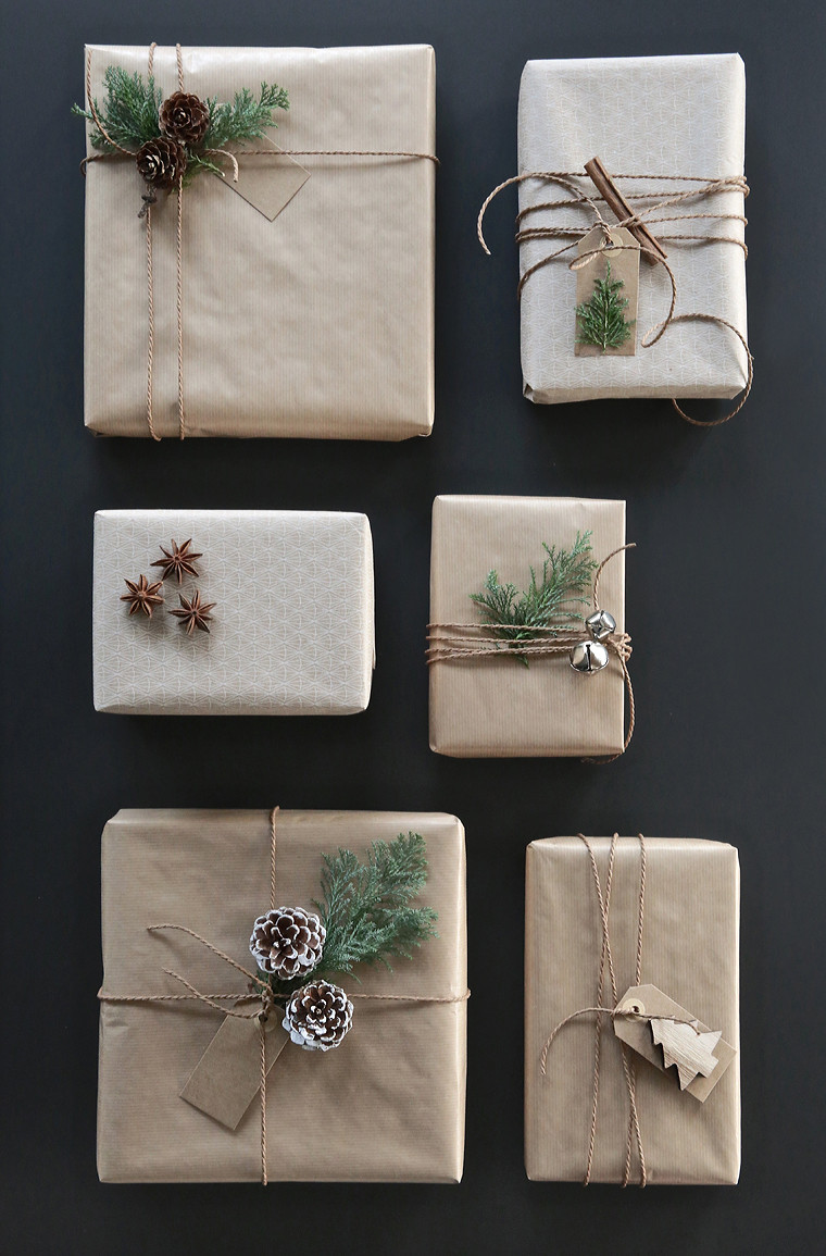 Best ideas about Gift Wrapping Ideas For Christmas . Save or Pin Christmas t wrapping ideas Now.