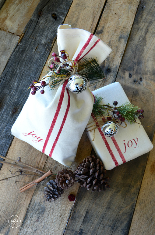 Best ideas about Gift Wrapping Ideas For Christmas . Save or Pin Creative Christmas Gift Wrap The Idea Room Now.