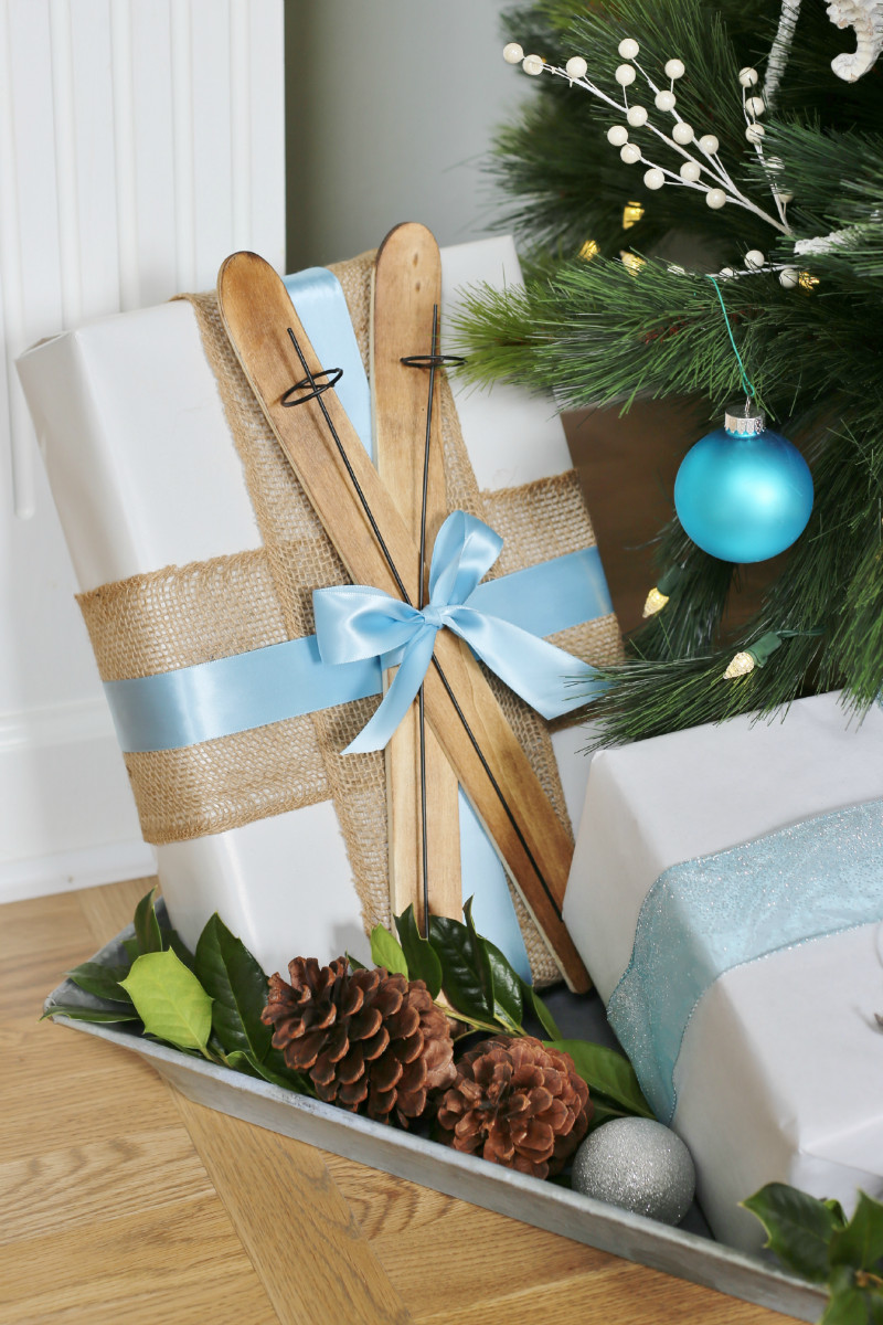 Best ideas about Gift Wrapping Ideas For Christmas . Save or Pin Creative Christmas Gift Wrapping Ideas Sand and Sisal Now.