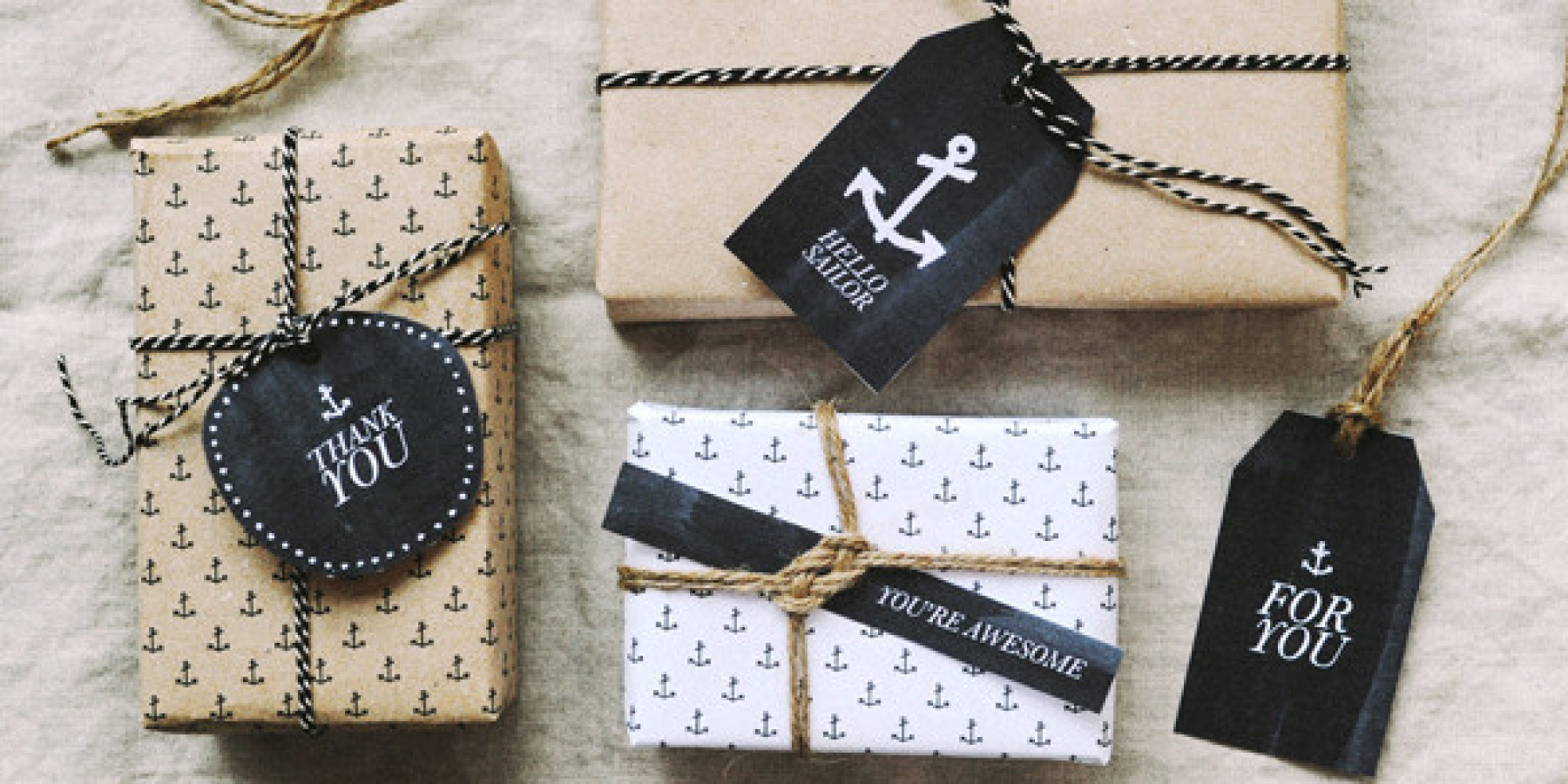Best ideas about Gift Wrapping Ideas For Him . Save or Pin 10 Creative Gift Wrap Ideas That Look More plicated Now.