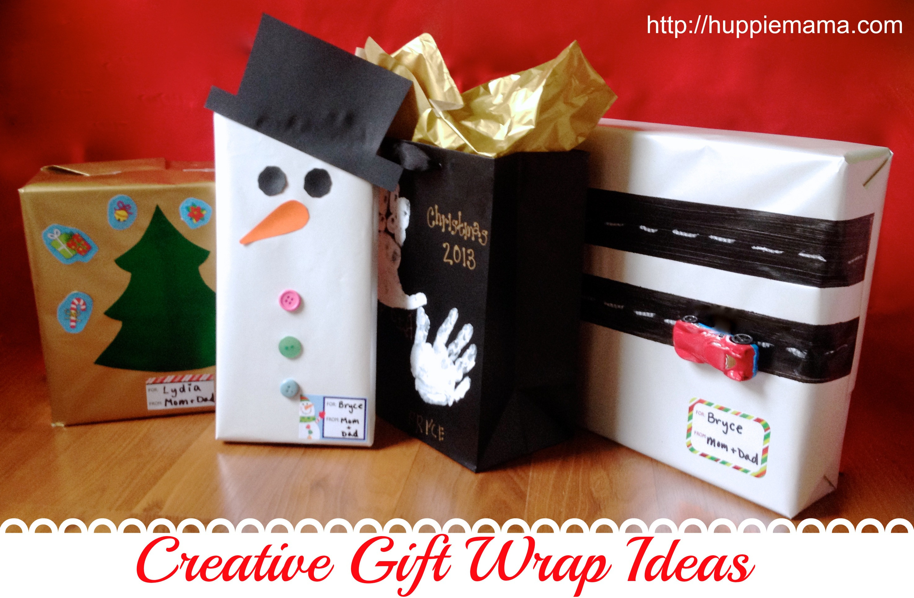Best ideas about Gift Wrapping Ideas For Him . Save or Pin Creative Gift Wrapping Ideas Our Potluck Family Now.