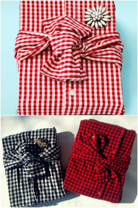 Best ideas about Gift Wrapping Ideas For Him . Save or Pin diy creative t wrapping ideas With shirt for him boyfrind Now.
