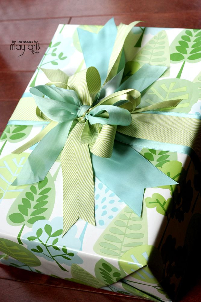 Best ideas about Gift Wrapping Ideas Ribbon . Save or Pin 183 best Holiday Gift Wrapping images on Pinterest Now.