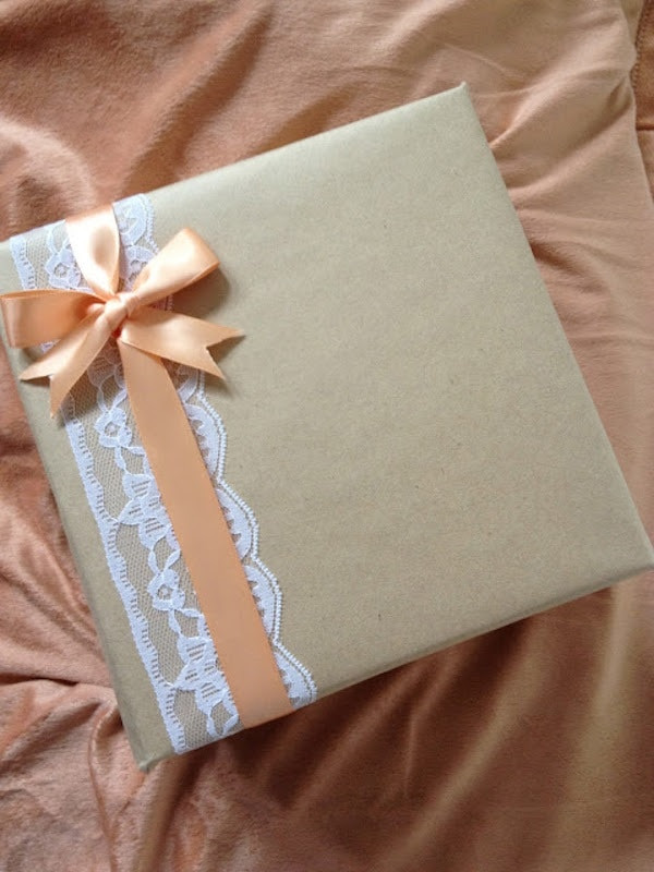 Best ideas about Gift Wrapping Ideas Ribbon . Save or Pin Creative Gift Wrapping Ideas for Christmas thegoodstuff Now.