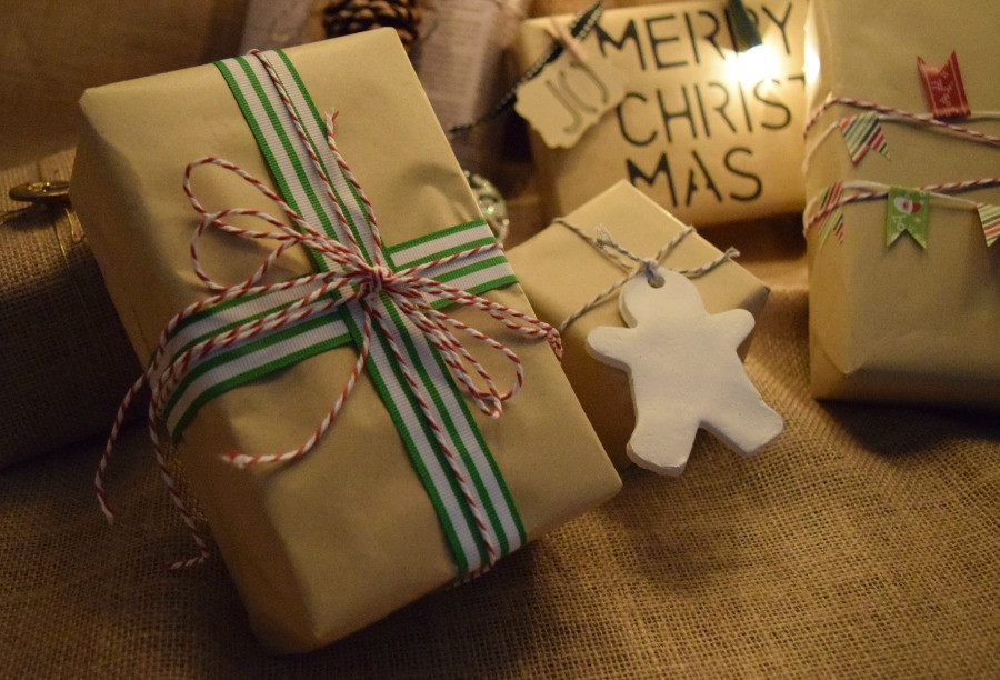 Best ideas about Gift Wrapping Ideas Ribbon . Save or Pin 10 Christmas Gift Wrapping Ideas 2014 l Part 2 Now.