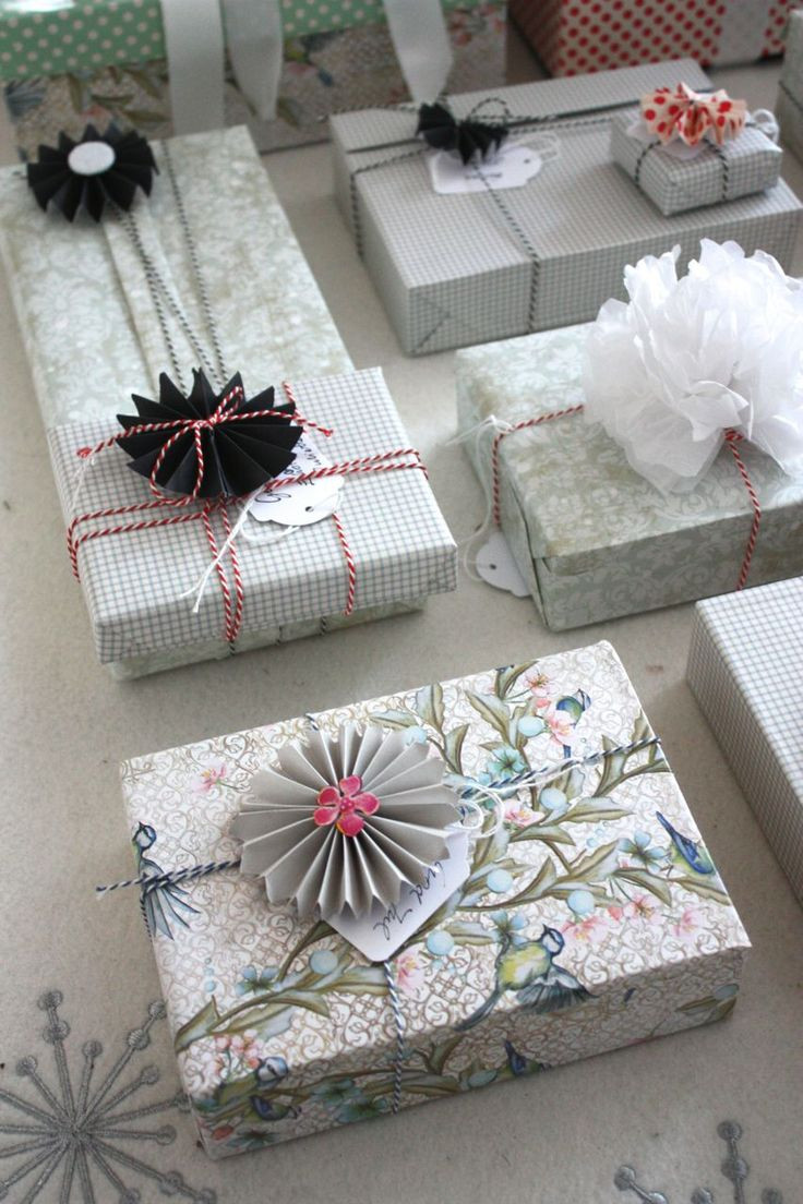 Best ideas about Gift Wrapping Ideas Ribbon . Save or Pin 1000 images about Ribbon & Gift Wrapping on Pinterest Now.