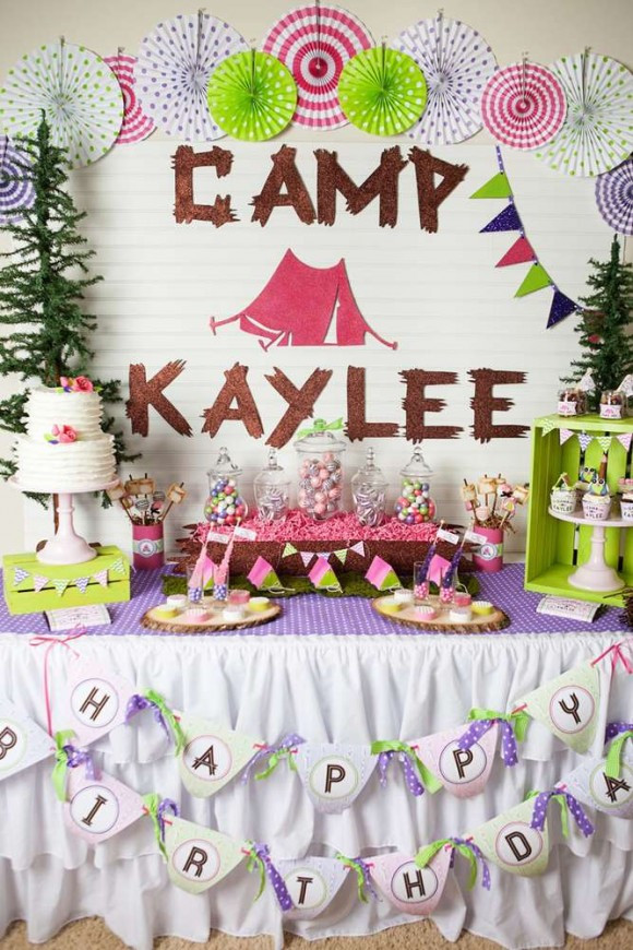 Best ideas about Girl Birthday Party Supplies . Save or Pin 10 Popular Tween Girl Birthday Party Ideas Now.
