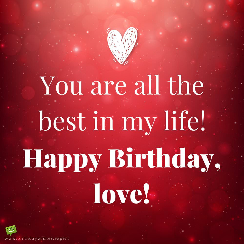 Best ideas about Girl Friend Birthday Wishes . Save or Pin Cute Birthday Messages to Impress your Girlfriend Now.