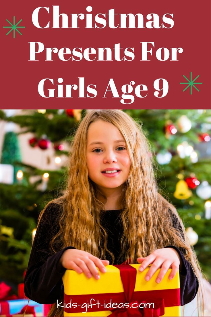 Best ideas about Girl Gift Ideas Age 9 . Save or Pin 174 best images about Christmas Gift Ideas For Kids on Now.