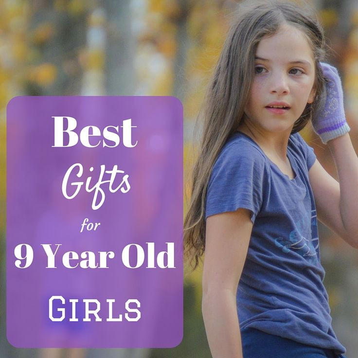 Best ideas about Girl Gift Ideas Age 9 . Save or Pin 75 Super Awesome Gifts for 9 Year Old Girls THE TOP Now.