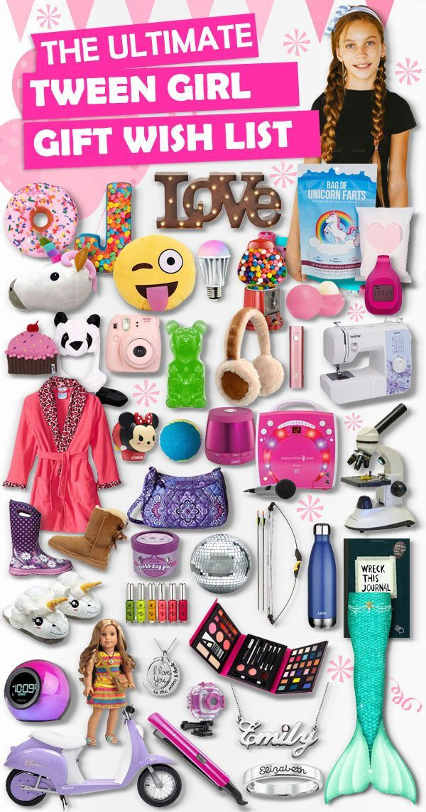 Best ideas about Girl Gift Ideas Age 9 . Save or Pin Gifts For Tween Girls Now.