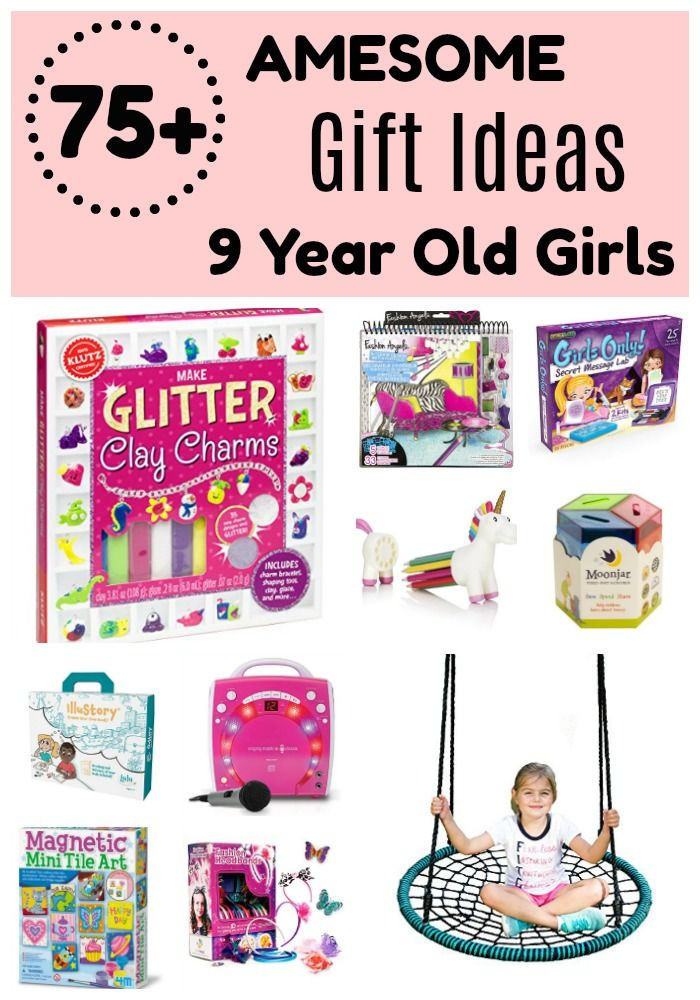 Best ideas about Girl Gift Ideas Age 9 . Save or Pin 188 best Top Toys Girls Age 9 images on Pinterest Now.