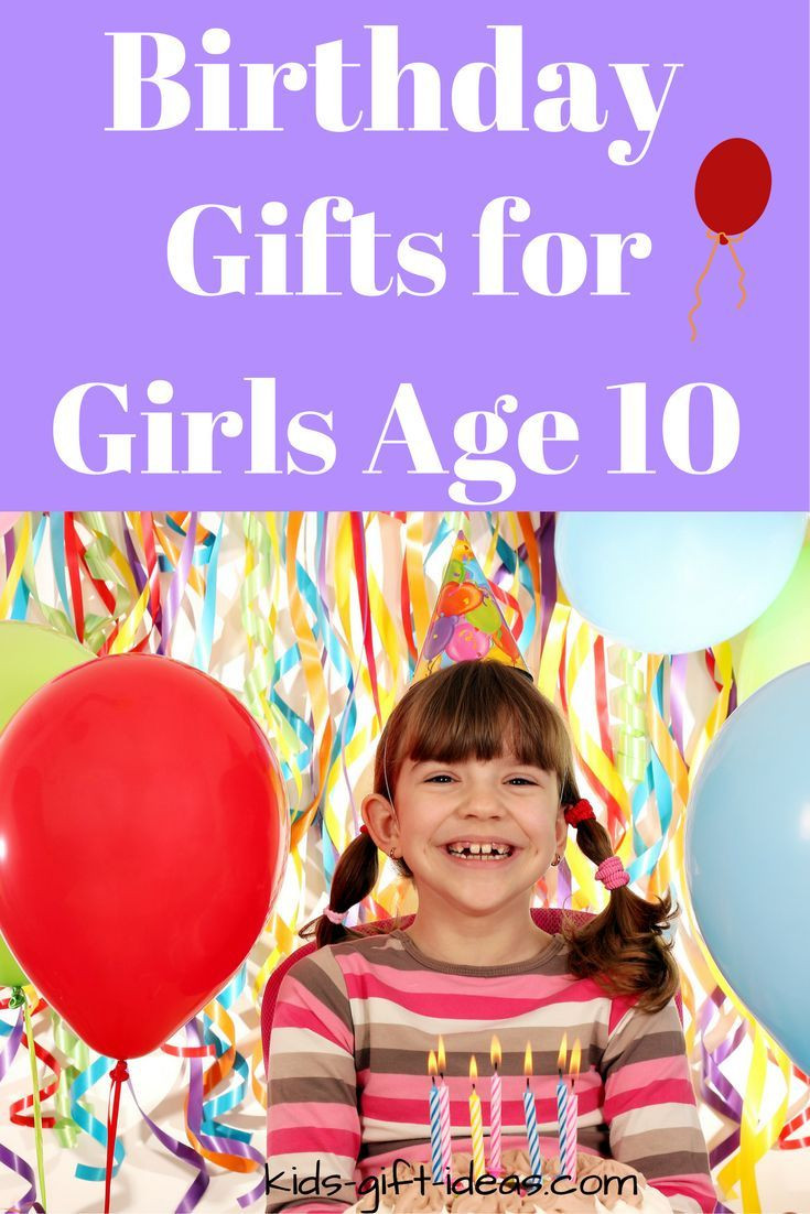 Best ideas about Girl Gift Ideas Age 9 . Save or Pin 30 best Gift Ideas 10 Year Old Girls images on Pinterest Now.